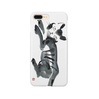 ネコsumi-neko Smartphone cases