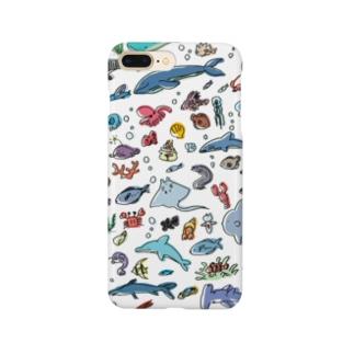 ゆるかい Smartphone cases