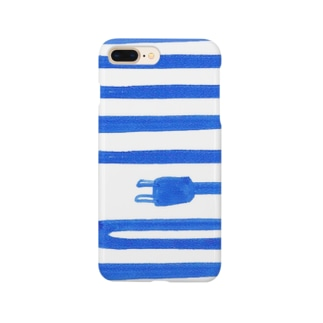 コンセントプラグ Smartphone cases