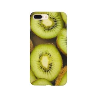 キウイ Smartphone cases