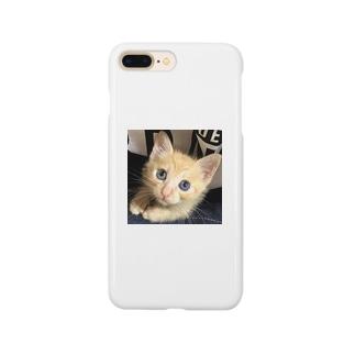 可愛い猫ちゃん💓 Smartphone cases