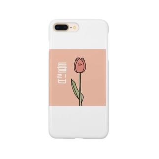 ちゅーりっぷ。 Smartphone cases