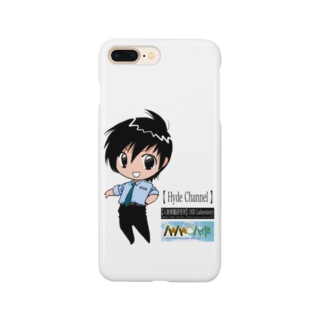 Hyde (YouTubeキャラクター) Smartphone cases