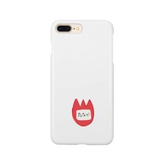 たなかさんバッジ📛 Smartphone cases