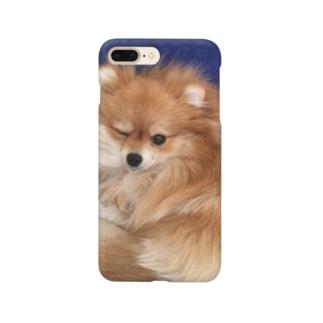 ウインク桃ちゃん Smartphone cases