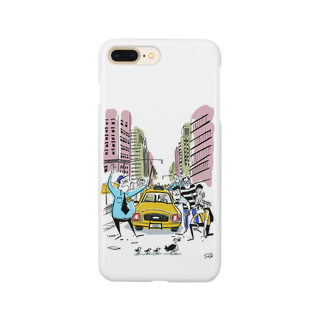 Seto HiroakiのDucks Smartphone cases