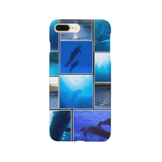 Many Dolphins Smartphone cases