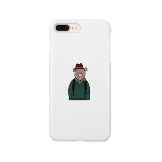 熊五郎 Smartphone cases