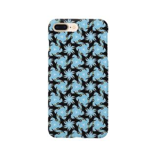 すいすいアデリー Smartphone cases
