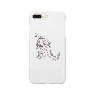 チビ・ゴジラ Smartphone cases