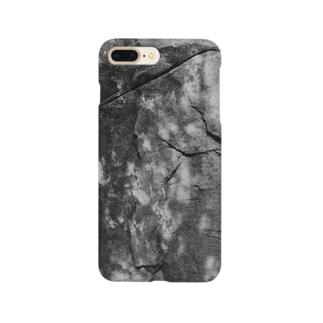 クライマー専用スマホケース岩感01 Smartphone cases