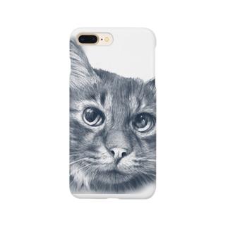 ちび太のちびっとグッズ Smartphone cases