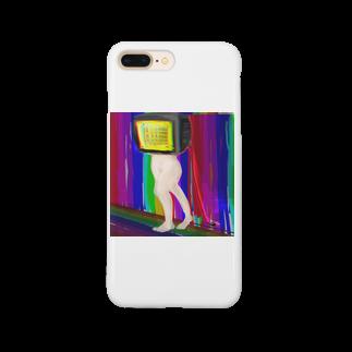 TIDIのTVgirl Smartphone cases