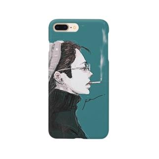 男心。 Smartphone cases
