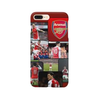 エジル Smartphone cases