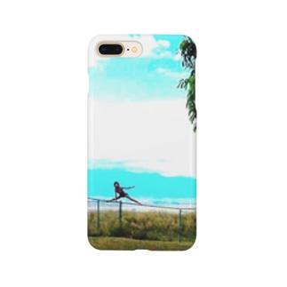 マウイ ヨガB Smartphone cases