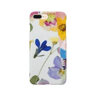 お花の妖精さん Smartphone cases