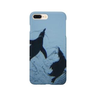 ペンギンたち Smartphone cases