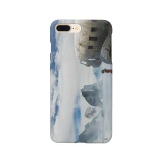 銀翼の墓場 Smartphone cases