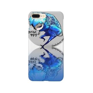 コバルトちゃん Smartphone cases