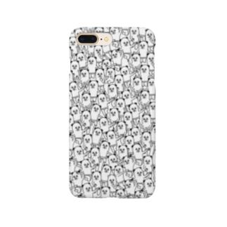 パンダおっさんがいっぱい Smartphone cases