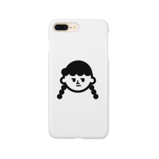 フラン Smartphone cases