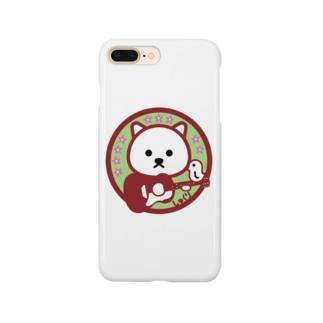 パ紋No.3331 しゅくり Smartphone cases