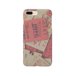 チケット2🥺 Smartphone cases
