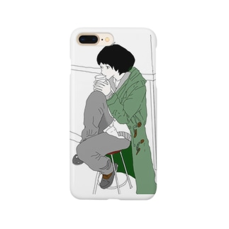 メルヘンそういちケース Smartphone cases