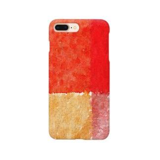暖色 Smartphone cases