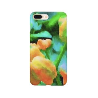 黄い実 Smartphone cases