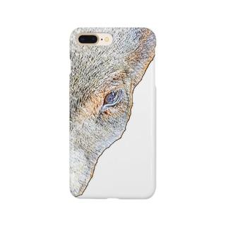 ミニブタさん Smartphone cases