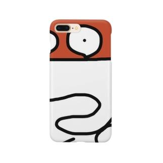 マスくん Smartphone cases