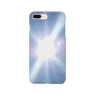 太陽サンサン Smartphone cases