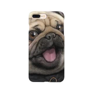 修道士 パグのパグ―グッズ Smartphone cases