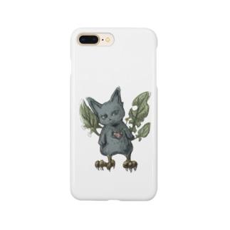 ねこっぽい Smartphone cases
