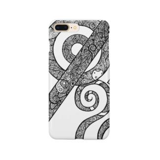 kurukuru Smartphone cases