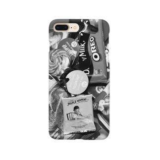 snacks Smartphone cases