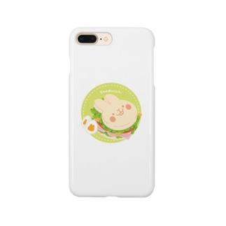 サンドイッチになったゾ Smartphone cases