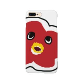ヤブツバキくん Smartphone cases