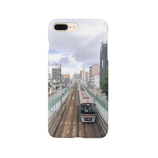 OSAKA 千里線 Smartphone cases