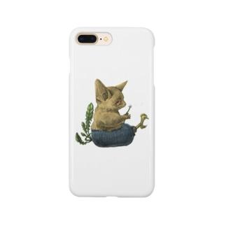 ガラゴもどき Smartphone cases