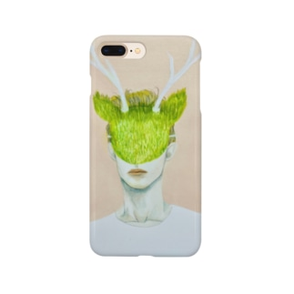 boy deer Smartphone cases
