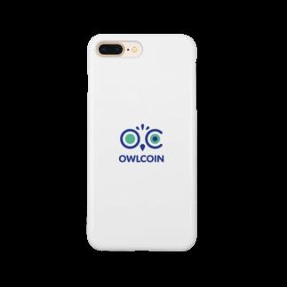 OWLCOIN ショップのOWLCOIN Smartphone cases