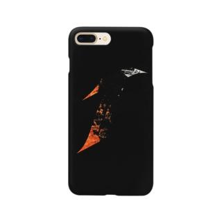 T.I.E ORANGE Smartphone cases
