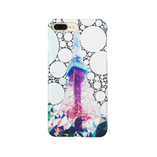 rouxのMysterious Tokyo Smartphone cases