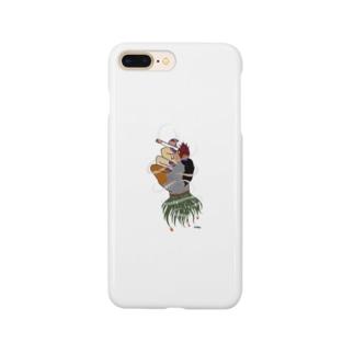 いろ。 Smartphone cases