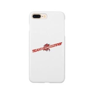 TEAM MOVE GUNNER Smartphone cases