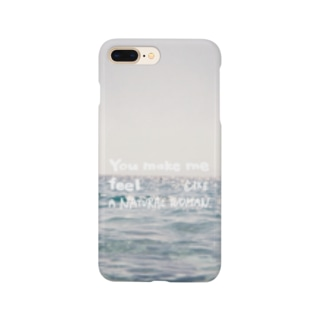 natural woman Smartphone cases