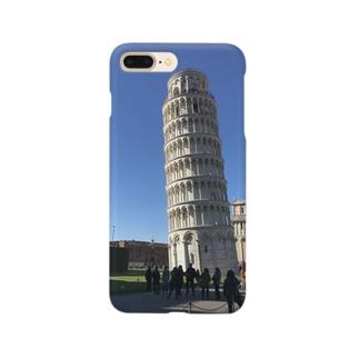 旅行気分で Smartphone cases
